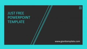 Free Cool Powerpoint Templates