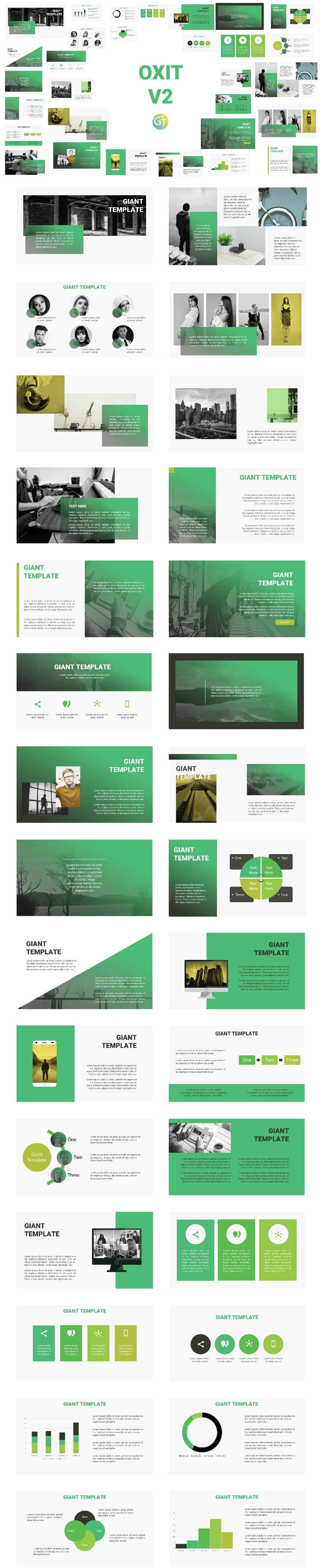 Download PowerPoint Template presentation design