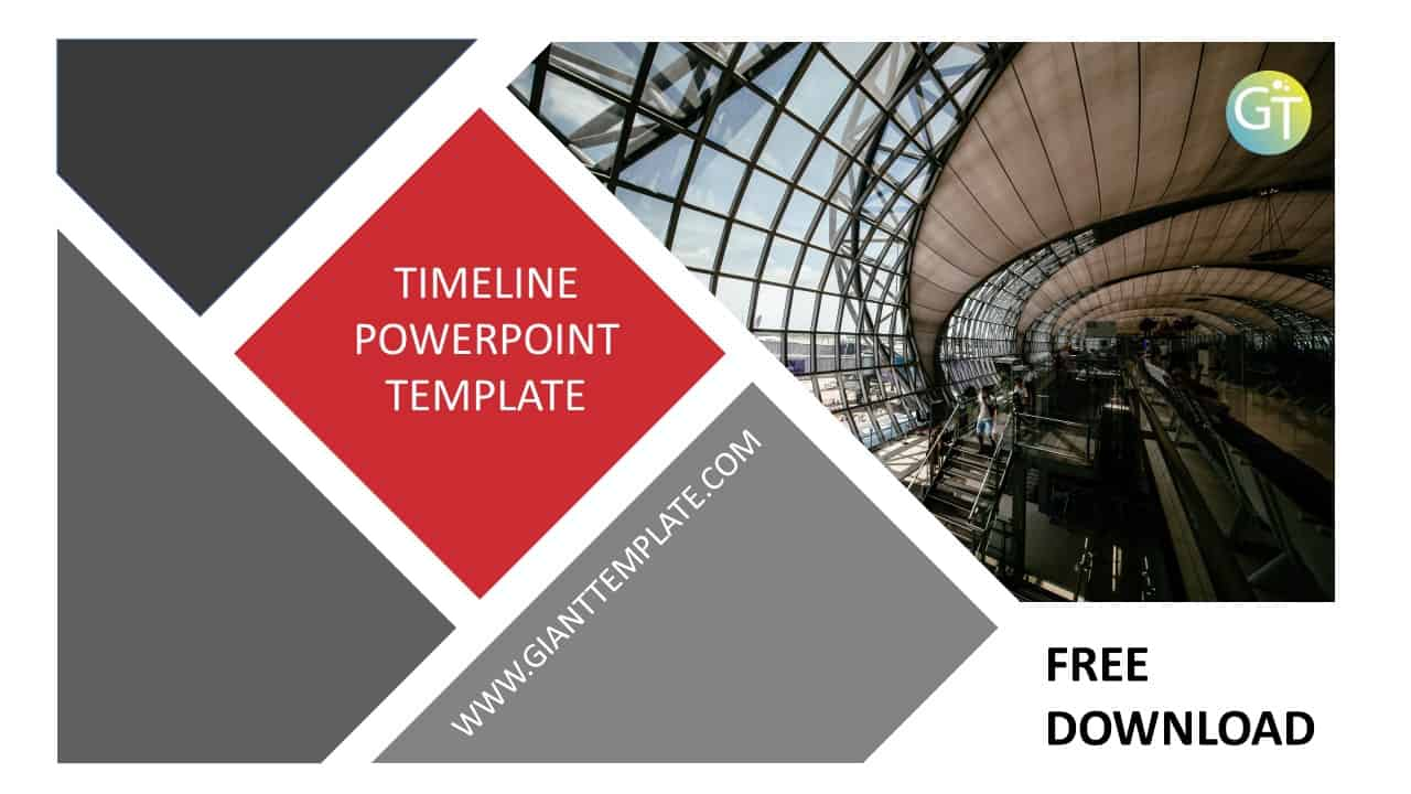 Timeline Powerpoint Template Free Download 20 Slide Free Powerpoint Templates Download Template Ptt
