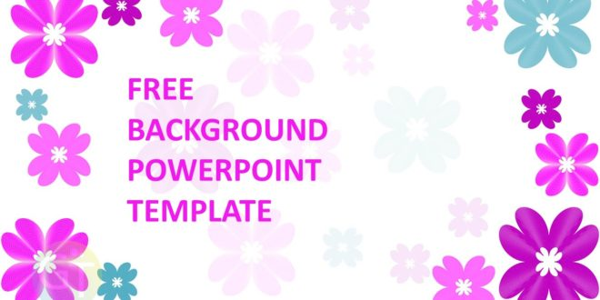 background powerpoint elegant pink