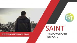 clean powerpoint templates free download