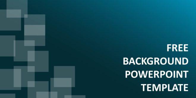 Background Powerpoint Elegant Blue V2