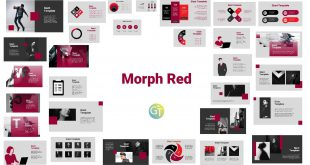 morph red ptt cover