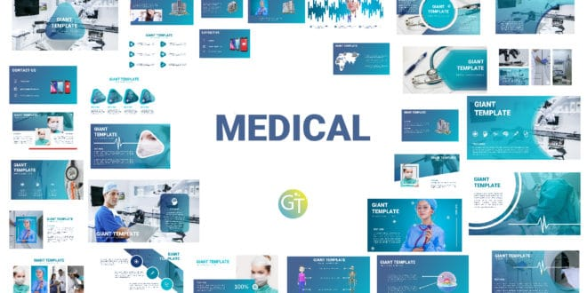 Medical powerpoint presentation is a free template to make your presentation more attract the audience.