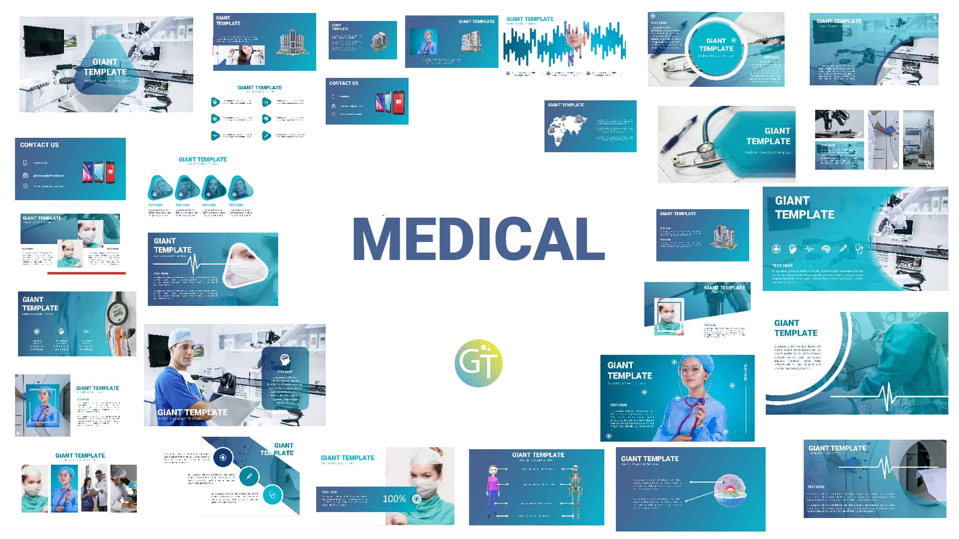 Medical 3d Animated Powerpoint Templates Free Download Free Powerpoint Templates Download Template Ptt