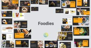 Restaurant Free Powerpoint Templates Download