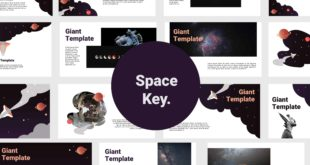 space keynote template free download