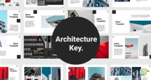 Architecture Keynote Template Free Download