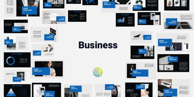 Free Powerpoint Template Business Presentation