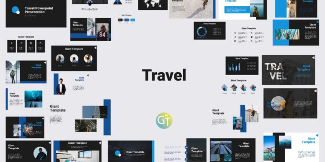 Travel Free Powerpoint Templates